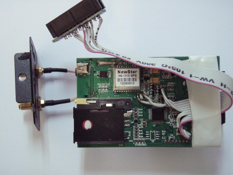 Обзор трекера «TK-103B»